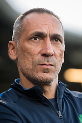 trainer coach Giorgios Donis of Panathinaikos during the Pre-season Friendly match between ADO Den Haag and Panathinaikos at the Cars Jeans Stadium on July 28, 2018 in The Hague, The Netherlands