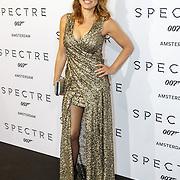 NLD/Amsterdam/20151028 - Premiere James Bondfilm Spectre, Heleen van Royen