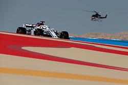April 7, 2018 - Sakhir, Bahrain - Motorsports: FIA Formula One World Championship 2018, Grand Prix of Bahrain, , #9 Marcus Ericsson (SWE, Sauber F1 Team) (Credit Image: © Hoch Zwei via ZUMA Wire)