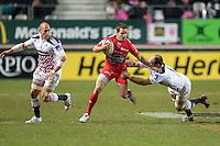Nicolas Sanchez - 28.12.2014 - Stade Francais / Racing Club Toulon - 14eme journŽe de Top 14<br />Photo : Aurelien Meunier / Icon Sport