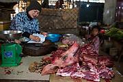 Kep market, Camboya. December/2017.