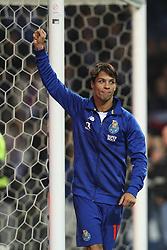November 10, 2018 - Porto, Porto, Portugal - Porto's Spanish midfielder Oliver Torres during the Premier League 2018/19 match between FC Porto and SC Braga, at Dragao Stadium in Porto on November 9, 2018. (Credit Image: © Dpi/NurPhoto via ZUMA Press)