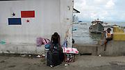 Barcas / Ciudad de Panamá.<br /> <br /> Edición de 10 | Víctor Santamaría.