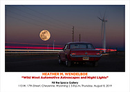 Original gallery print on aluminum, ready to hang.<br />