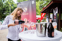 Petrol VIP tournament 2018, on May 24, 2018 in Sports park Tivoli, Ljubljana, Slovenia. Photo by Vid Ponikvar / Sportida