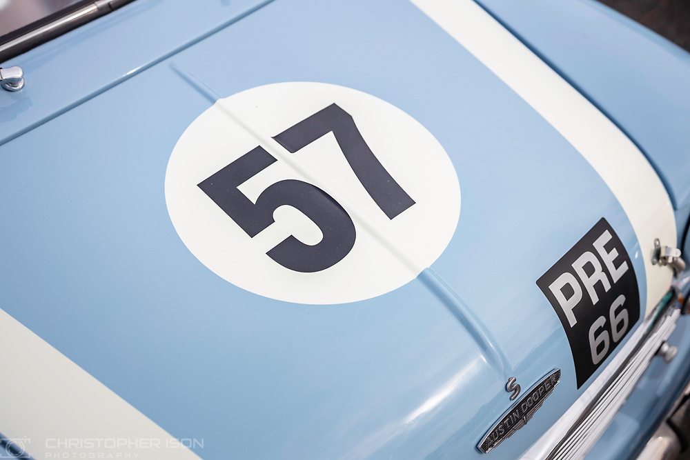Car number 57.<br /> Picture date: Saturday April 6, 2019.<br /> Photograph by Christopher Ison ©<br /> 07544044177<br /> chris@christopherison.com<br /> www.christopherison.com