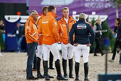 Ehrens Rob, Houtzager Mark, NED, Romp Ruben, NED, Vrieling Jur, NED<br /> FEI European Jumping Championships - Goteborg 2017 <br /> © Hippo Foto - Dirk Caremans<br /> 25/08/2017,