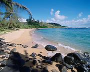 Papaa Bay, Kauai, Hawaii<br />