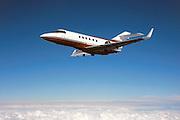 Hawker 800SP, winglets