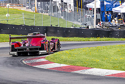 May 4, 2018 - Lexington, Ohio, United States of America - The Mazda Team Joest DPI car races through the turns at the Acura Sports Car Challenge at Mid Ohio Sports Car Course in Lexington, Ohio. (Credit Image: © Walter G Arce Sr Asp Inc/ASP via ZUMA Wire)