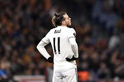 November 27, 2018 - Rome, Rome, Italy - Gareth Bale of Real Madrid looks dejected during the UEFA Champions League match between Roma and Real Madrid at Stadio Olimpico, Rome, Italy on 27 November 2018. (Credit Image: © Giuseppe Maffia/Pacific Press via ZUMA Wire)