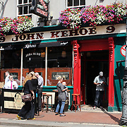 John Kehoe Pub, Dublin, Ireland. Photo Tim Clayton