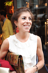 LADY ROSE ALEXANDER at the Ralph Lauren Wimbledon Party held at Ralph Lauren, 1 New Bond Street, London on 17th June 2010.