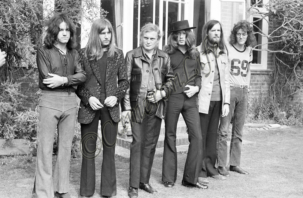 Heaven.- .Heaven, a jazz rock group from Portsmouth, burst forth onto the British rock scene when they appeared at the Isle of Wight festival in 1970. .Being managed by the festival presenter Rikki Farr, they soon secured a recording deal with CBS Records, who signed them up for a large advance. They supported bands such as Jethro Tull, Deep Purple, The Idle Race and Juicy Lucy. The band then split, with three of the original members retaining the name and joining with others.  They later had a single and an album released on CBS Records