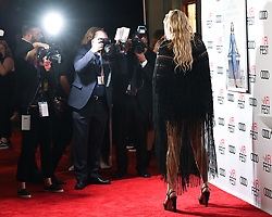 November 8, 2018 - KESHA attends the Opening Night World Premiere Gala Screening of 'On The Basis Of Sex' at AFI FEST 2018 Presented By Audi at TCL Chinese Theatre (Credit Image: © Billy Bennight/ZUMA Wire)