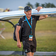 John O Connor (New Zealand coach)<br /> <br /> Training at the World Championships, Sarasota, Florida, USA Monday 25 September 2017. Copyright photo © Steve McArthur / Rowing NZ