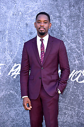Aml Ameen attending the premiere of Yardie at the BFI Southbank, London.