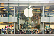Apple Store Central District Hong Kong.