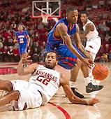 2012 Savannah State vs Arkansas basketball