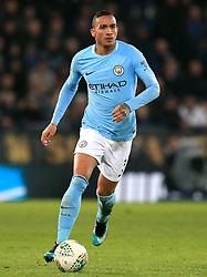 Manchester City's Danilo