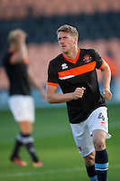 Blackpool's Jim McAlister during the pre-match warm-up <br /> <br /> Photographer Craig Mercer/CameraSport<br /> <br /> Football - The EFL Sky Bet League Two - Barnet v Blackpool - Tuesday 16th August 2016 - The Hive Stadium - London<br /> <br /> World Copyright © 2016 CameraSport. All rights reserved. 43 Linden Ave. Countesthorpe. Leicester. England. LE8 5PG - Tel: +44 (0) 116 277 4147 - admin@camerasport.com - www.camerasport.com