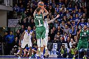 DESCRIZIONE : Eurolega Euroleague 2015/16 Group D Dinamo Banco di Sardegna Sassari - Darussafaka Dogus Istanbul<br /> GIOCATORE : Scottie Wilbekin<br /> CATEGORIA : Tiro Tre Punti Three Point Controcampo<br /> SQUADRA : Darussafaka Dogus Istanbul<br /> EVENTO : Eurolega Euroleague 2015/2016<br /> GARA : Dinamo Banco di Sardegna Sassari - Darussafaka Dogus Istanbul<br /> DATA : 19/11/2015<br /> SPORT : Pallacanestro <br /> AUTORE : Agenzia Ciamillo-Castoria/L.Canu