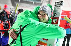 10.12.2016, Lysgards Schanze, Lillehammer, NOR, FIS Weltcup Ski Sprung, Lillehammer, im Bild Sieger Domen Prevc (SLO) // Winner Domen Prevc of Slovenia during Mens Skijumping of FIS Skijumping World Cup at the Lysgards Schanze in Lillehammer, Norway on 2016/12/10. EXPA Pictures © 2016, PhotoCredit: EXPA/ Tadeusz Mieczynski