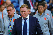 Netherlands Head Coach Ronald Koeman during the UEFA Nations League match between Portugal and Netherlands at Estadio do Dragao, Porto, Portugal on 9 June 2019.