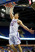 ARLINGTON, TX - FEBRUARY 11: during the college basketball game against at College Park Center on February 11, 2017 in Arlington, Texas (Photo by Mikel Galicia/Icon Sportswire)