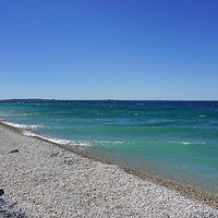 """""""Mackinac Shore"""" <br /> <br /> Summertime on the shores of Mackinac Island!"""