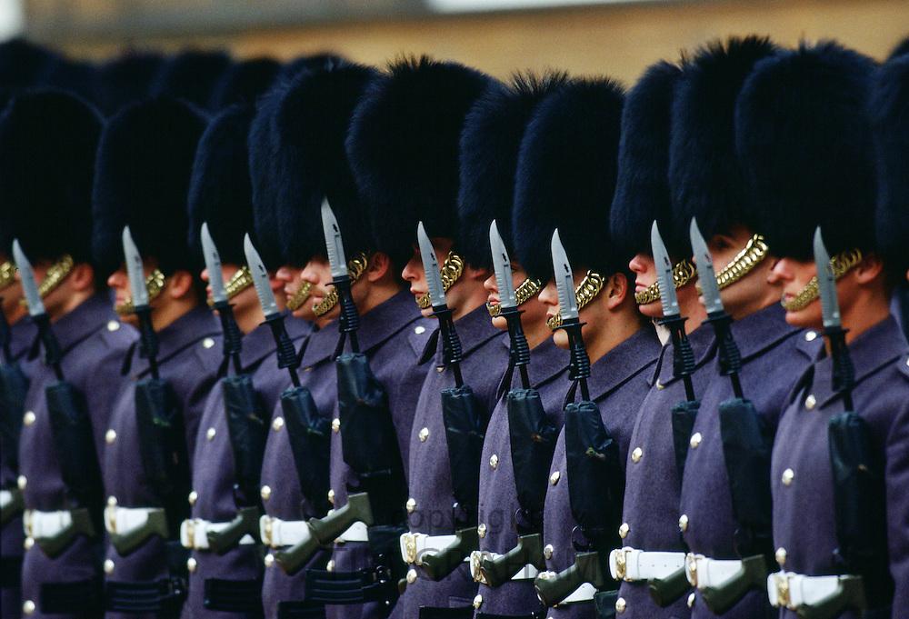 Coldstream Guards, London, UK