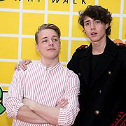 NLD/Amsterdam/20180325 - Nickelodeon Kid's Choice Awards 2018, Peter de Harder en Niek Roozen