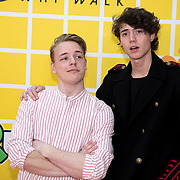 NLD/Amsterdam/20180325 - Nickelodeon Kid's Choice Awards 2018, Peter de Harder en Niek Roozen