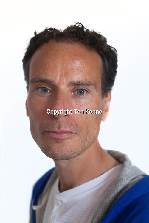 Dutch writer Matthias Rozemond