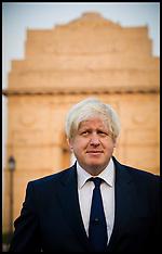 Nov 25 2012- Boris India Tour Day One-City Hall