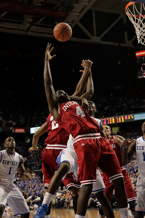 11 December 2010: Indiana guard Victor Oladipo (4) as the Indiana Hoosiers played the Kentucky Wildcats in a college basketball game in Lexington, Ky.