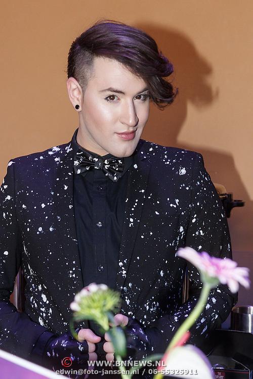 NLD/Amsterdam/20160409 - Eurovision in Concert 2016, Hovi Star uit Israel