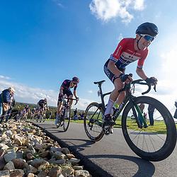 17-10-2019: Wielrennen: OlympiaTour: Drijber<br />Nederlands KAmpioen RObin Lowik