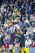 Shepards Bush, West London, UK., 30.09.2001, Joe Breadshaw,  London Wasps vs Stade Francais, Loftus Road Stadium,<br /> Heineken European Rugby Cup,<br /> [Mandatory Credit: Peter Spurrier/Intersport Images],