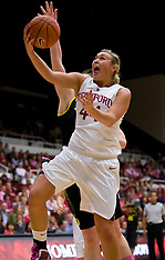 20100218 - Oregon at Stanford (NCAA Women's Basketball)