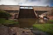 Salinas_MG, Brasil...Represa da CEMIG em Salinas, Minas Gerais...Cemig dam in Salinas, Minas Gerais...Foto: LEO DRUMOND / NITRO