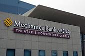 NCAA Basketball-Mechanics Bank Arena-Sep 10, 2020