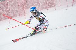 Grange Jean Baptiste (FRA) during the Audi FIS Alpine Ski World Cup Men's  Slalom at 60th Vitranc Cup 2021 on March 14, 2021 in Podkoren, Kranjska Gora, Slovenia Photo by Grega Valancic / Sportida