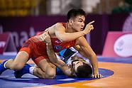 Asian OG Qualifier, Wrestling, Almaty
