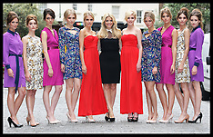 Holly Willoughby launches her new collection 27-6-12