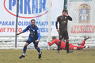 2 Liga. Wigry Suwałki - Garbarnia Kraków - 21.03.2021