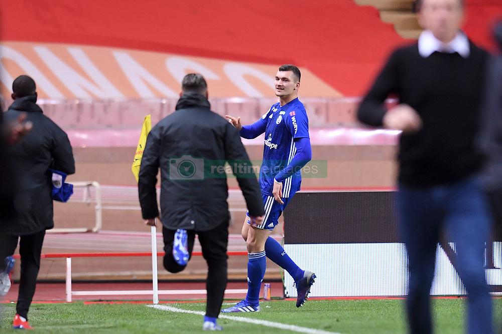 January 19, 2019 - Monaco, France - 25 LUDOVIC AJORQUE (STRA) - JOIE (Credit Image: © Panoramic via ZUMA Press)