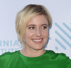 """Actress Greta Gerwig, attends the screening of """"Lady Bird"""" during the 40th Mill Valley Film Festival at Outdoor Art Club on October 15, 2017 in Mill Valley, California. (Photo by Ashley Flanigan/imageSPACE)"""