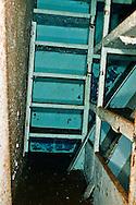 Hold storage, USS Kittiwake