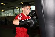 Boxen: AIBA World Boxing Championship, Nationalmannschaft Deutschland, Pressetraining, Hamburg, 23.08.2017<br /> Murat Yildirim<br /> © Torsten Helmke